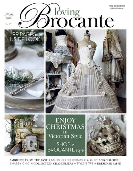 Loving Brocante Christmas 2020