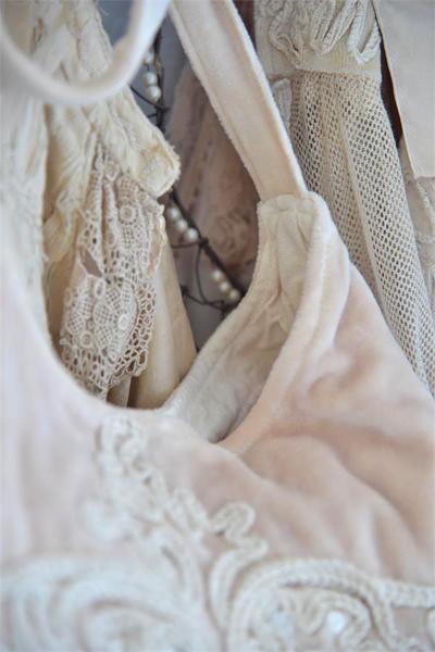 European Handbags Velour Fabric