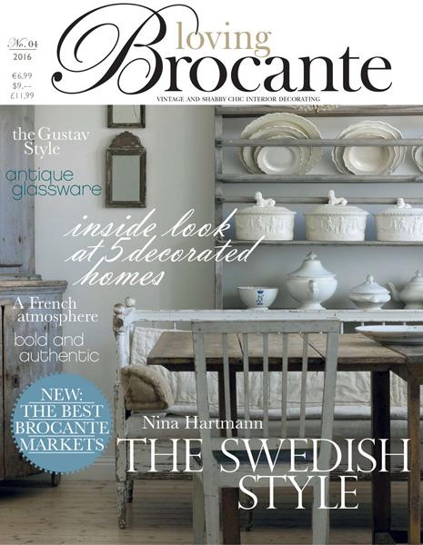 Vinatge Decorating Magazine