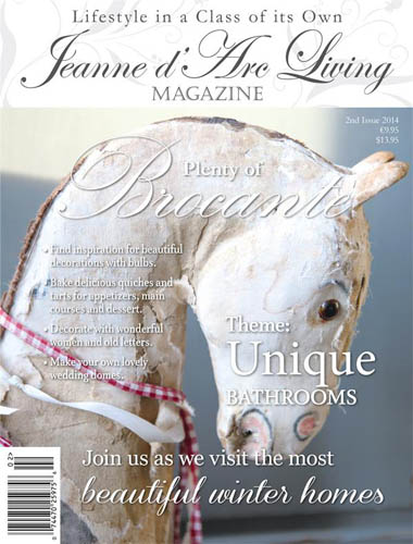 Jeanne d' Arc Living Magazine Books