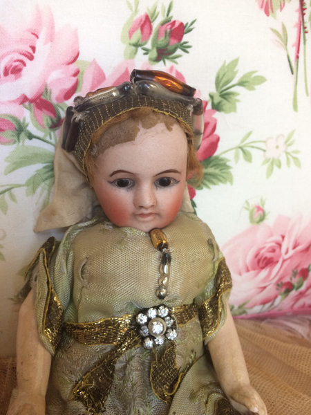 french antique doll