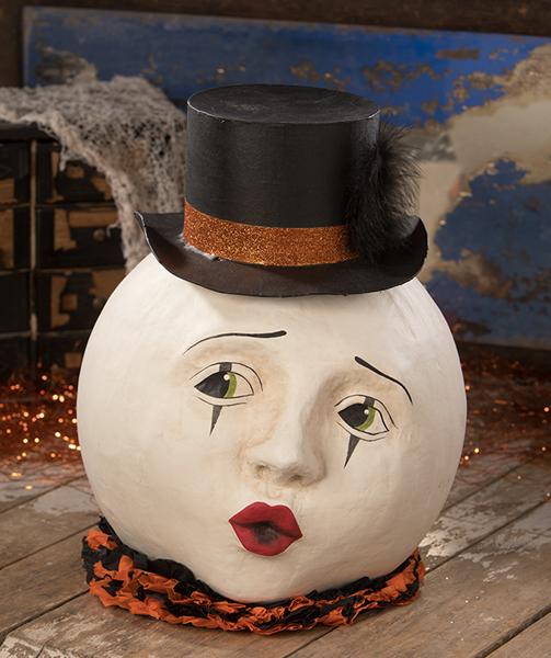 bethany lowe man in the moon halloween decoation