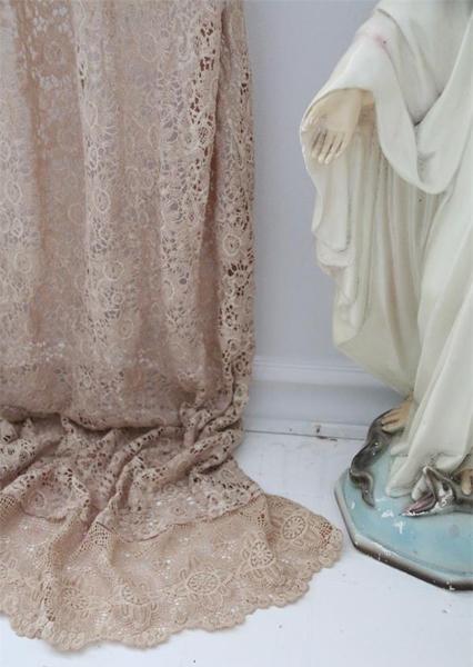 Anrique Lace Curtain Drape