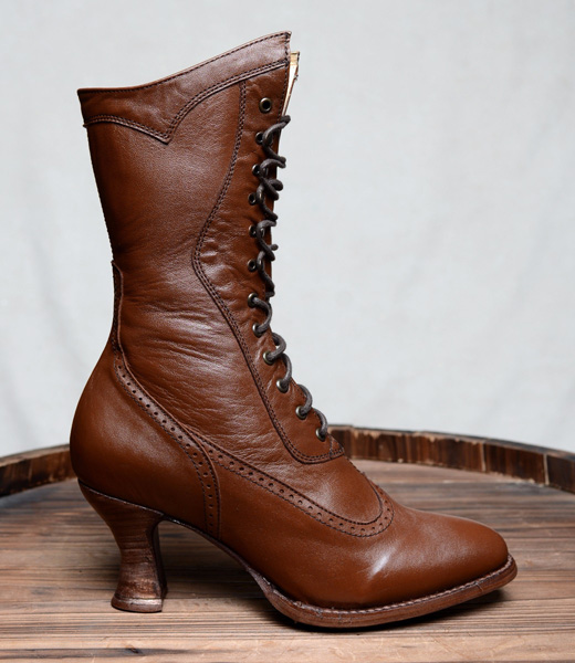 oak tree farms leather boots
