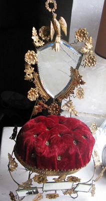 french globe de mariee antique wedding paris style decor. Black Bedroom Furniture Sets. Home Design Ideas