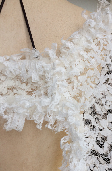 White Lace Angel Wings Wedding Decor Tulle And Lace Trim