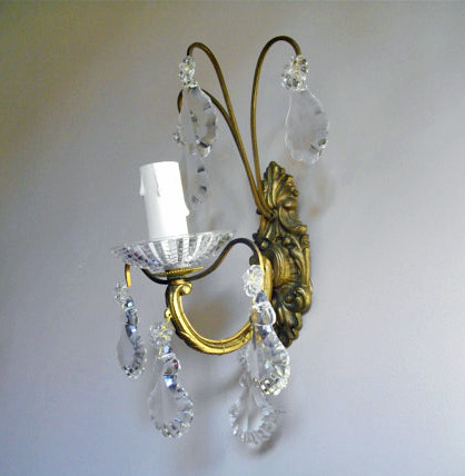 French Vintage Sconce
