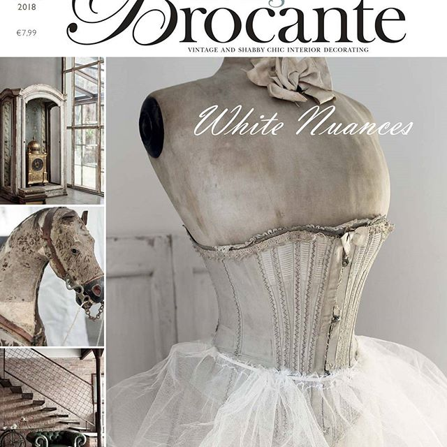 Loving Brocante Magazine Second Issue 2018