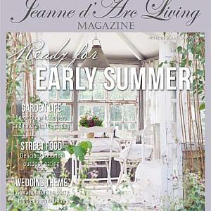 Jeanne d' Arc Living Magazine Fourth Issue 2019
