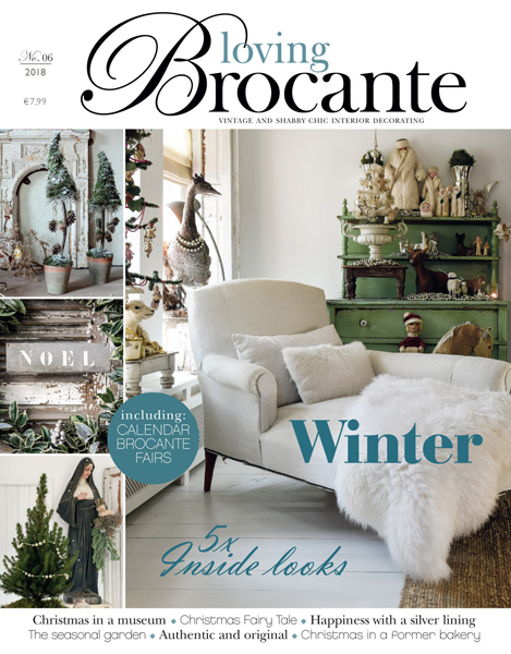 Loving Brocante Magazine Christmas 2018