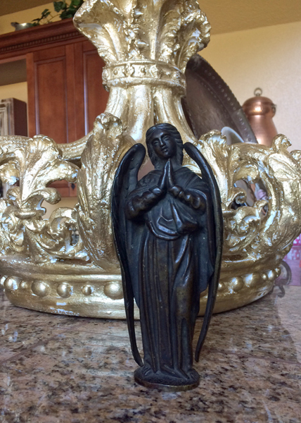 Antique French Angel