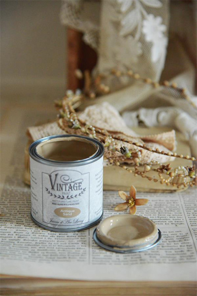 JDL Vintage Paint Antique Sand