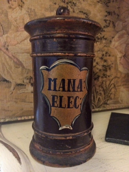 Antique French Apothecary Box