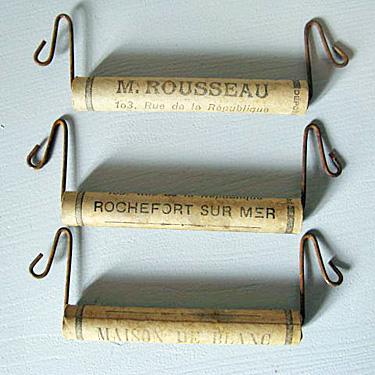 French Antique Bag Handles