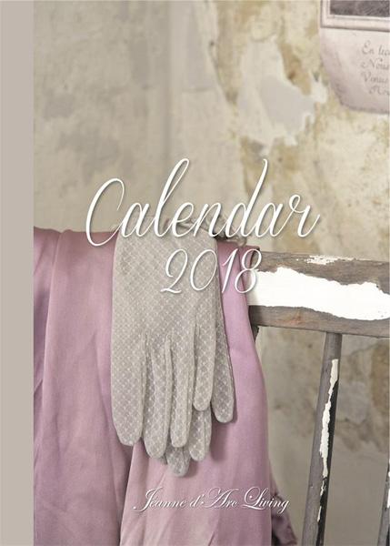 Jeanne d' Arc Living Calendar 2018