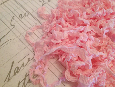 Cashmere Pink Ribbon