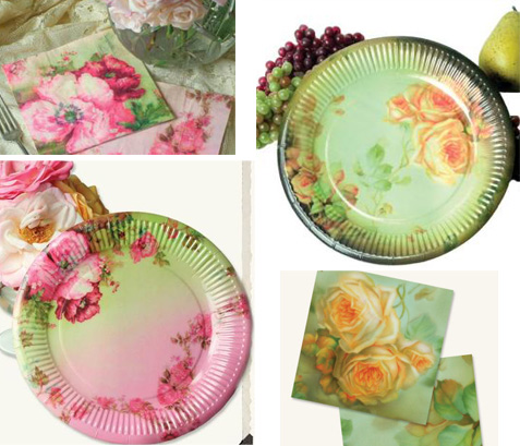 Antique China Dinnerware Sets