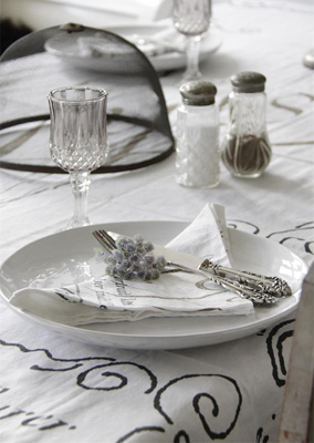 European Cloth Napkins
