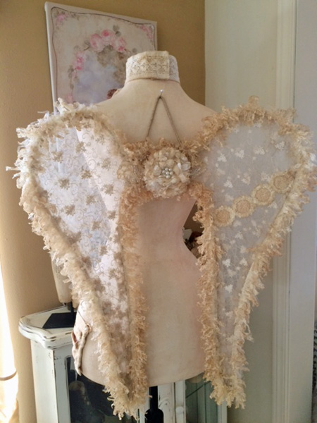 Country Couture Angel Wings