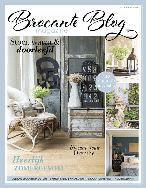 Brocante Blog Magazine Issue 4 2018