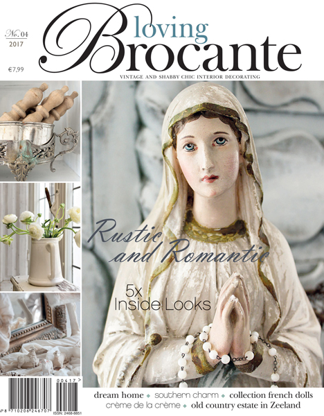 Loving Brocante Magazine Issue 4, 2017