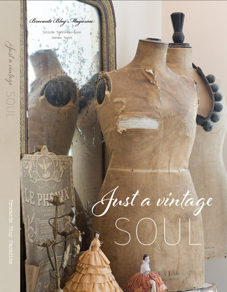 NEW BOOK! Just A Vintage Soul