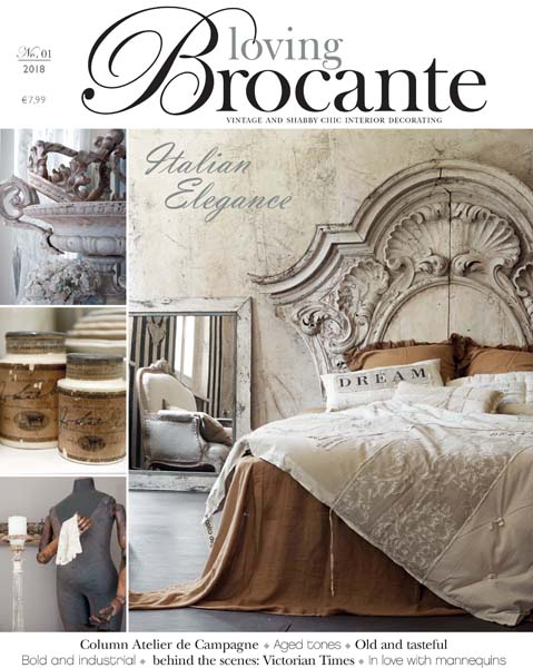 Loving Brocante Magazine Issue 1 - 2018