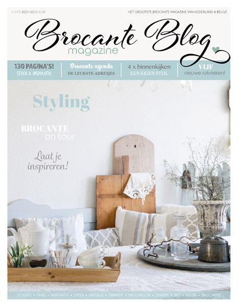 Brocante Blog Magazine Issue 2 2017