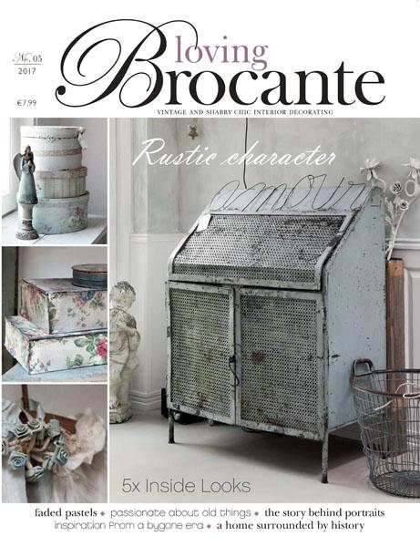 Loving Brocante Magazine Issue 5, 2017 Pre Order