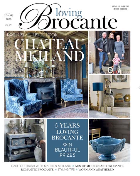 Loving Brocante Magazine Issue 2 2020