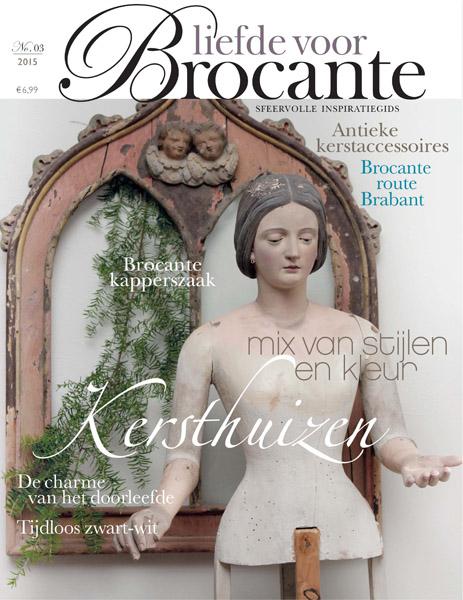 Christmas Edition Liefde voor Brocante