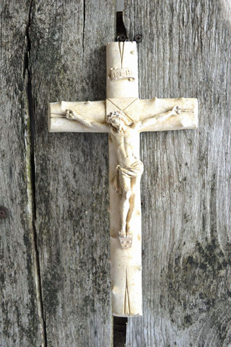 French Vintage Cross