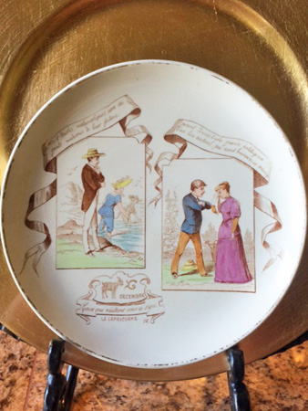 December French Plate