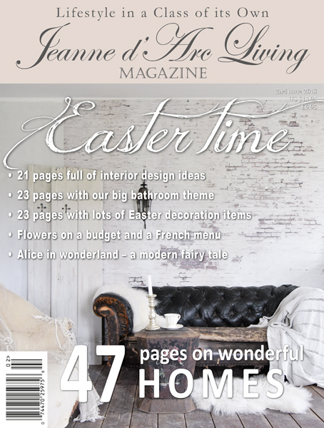 Jeanne d' Arc Living Magazine Issue 2 2018 Pre-Order