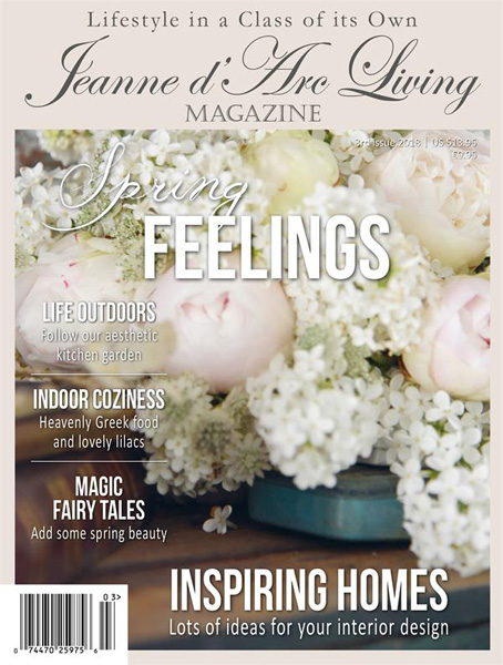 Jeanne d' Arc Living Magazine Third Issue 2018