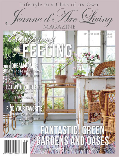 Jeanne d Arc Living Magazine Issue 4 2021