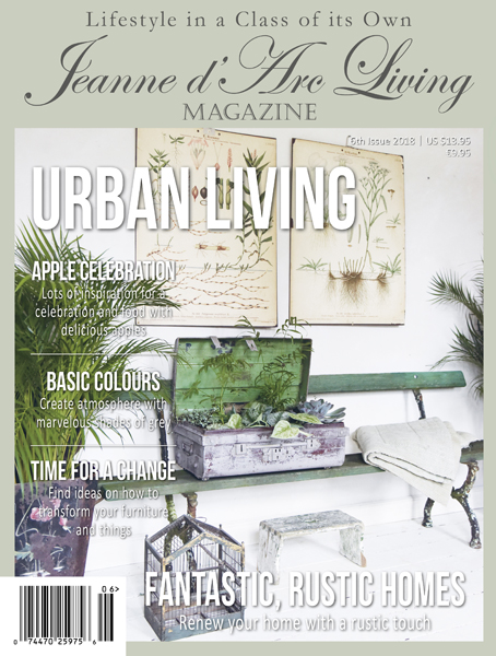 Jeanne d' Arc Living Magazine Issue 6 2018