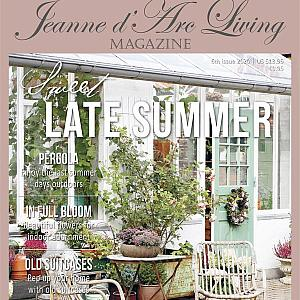 Jeanne d Arc Living Magazine Sixth Issue 2020