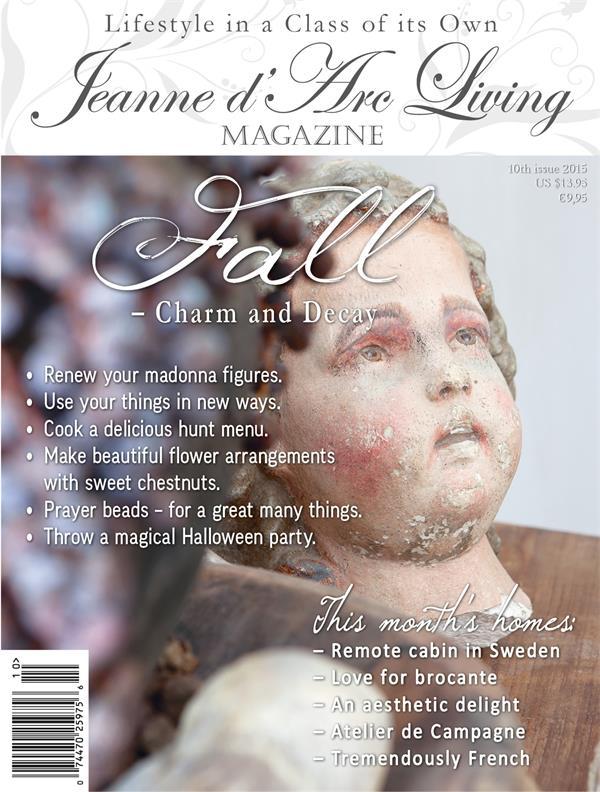 Jeanne d' Arc Living October Pre-Order