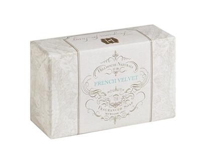 French Velvet Soap Bar