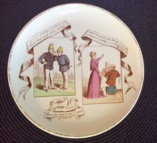 French Plate February