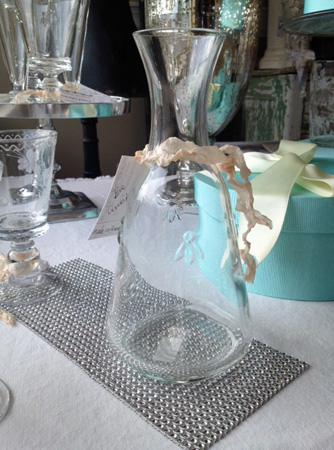 French Bee Carafe