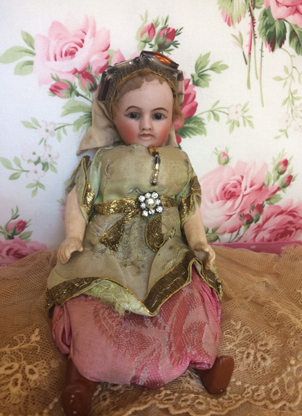 Beautiful French Antique Doll 1890s