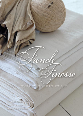 Jeanne d'Arc Living French Finesse Book On Sale