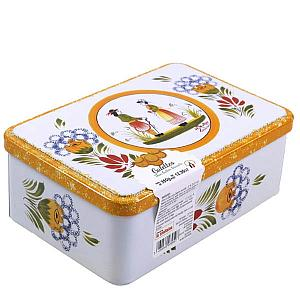 French Butter Cookie Tin