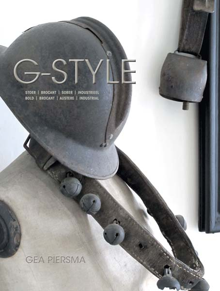 Vintage Industrial Chic G-Style Book