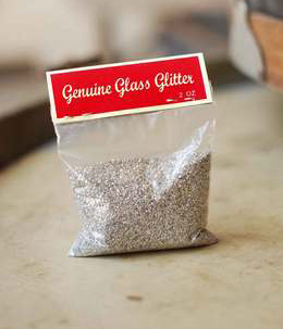 Genuine Glass Glitter