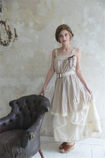 Romantic Vintage Style Tulle Lace Skirt