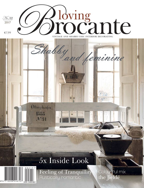 Loving Brocante Magazine Pre-Order Issue 2, 2017