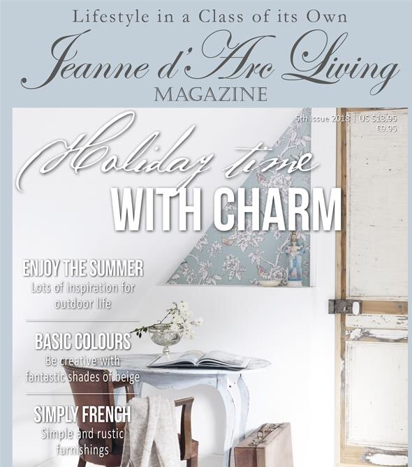 Jeanne d' Arc Living Magazine Issue 5 2018 Pre Order